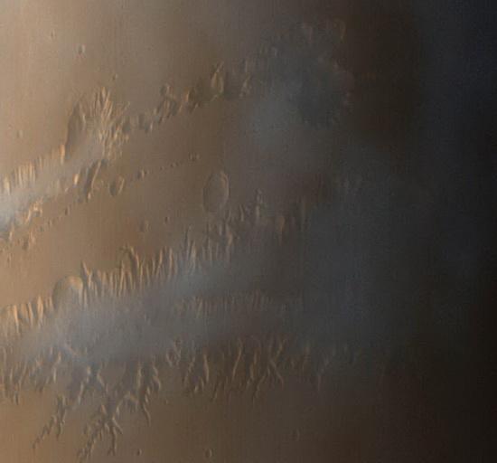 MGS, JPL, NASA