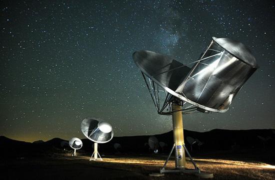 Seth Shostak/The SETI Institute