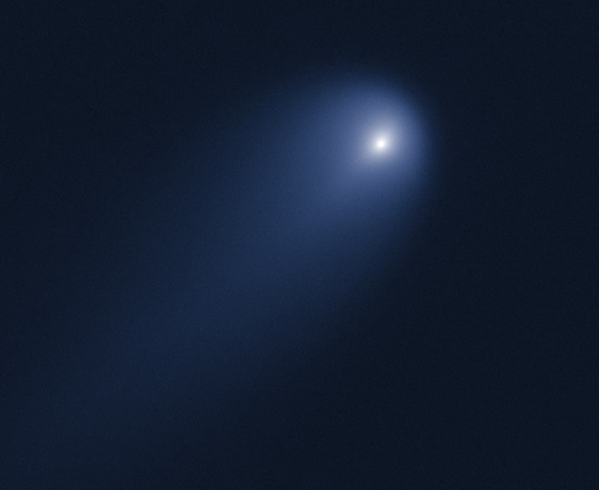 NASA, ESA, J.-Y. Li, and the Hubble Comet ISON Imaging Science Team