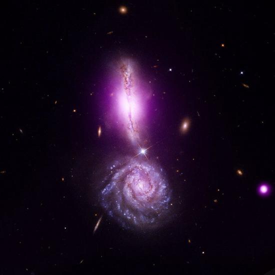 NASA/CXC/IfA/STScI/NRAO