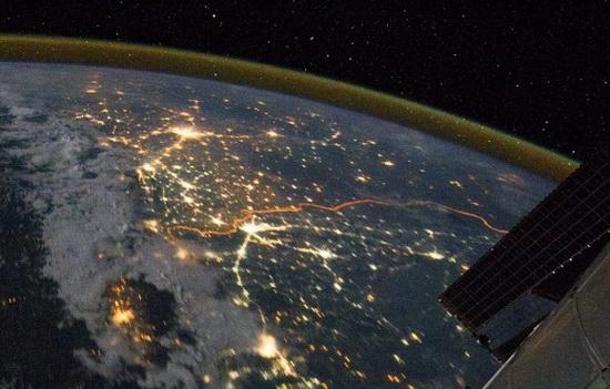 NASA/ Ron Garan