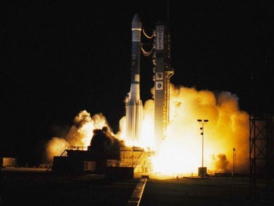 NASA/Sandra Joseph and John Kechele