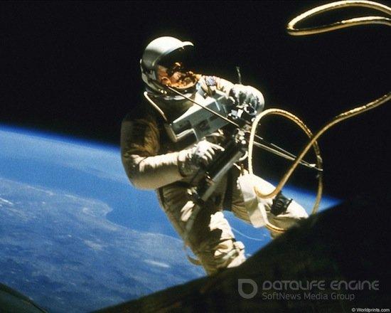 Пребывание в открытом космосе: воздействие на человека