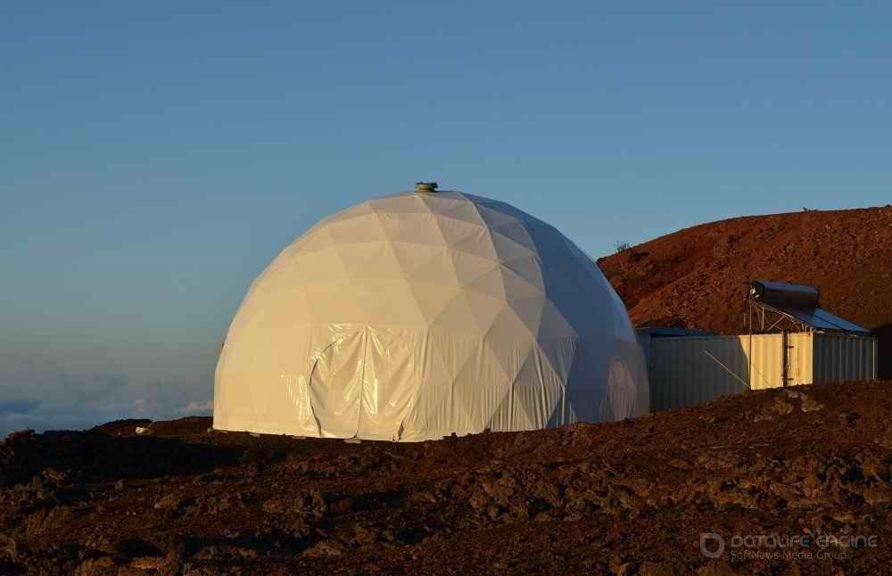 Проект Hi-SEAS продолжает исследовать Марс